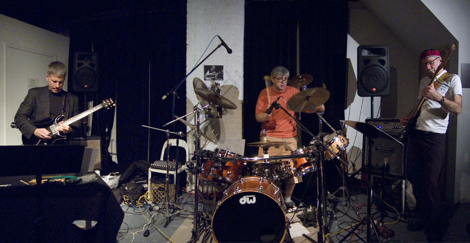 Bone with Nick Didkovsky, Hugh Hopper and John Roulat - The Stone 2006