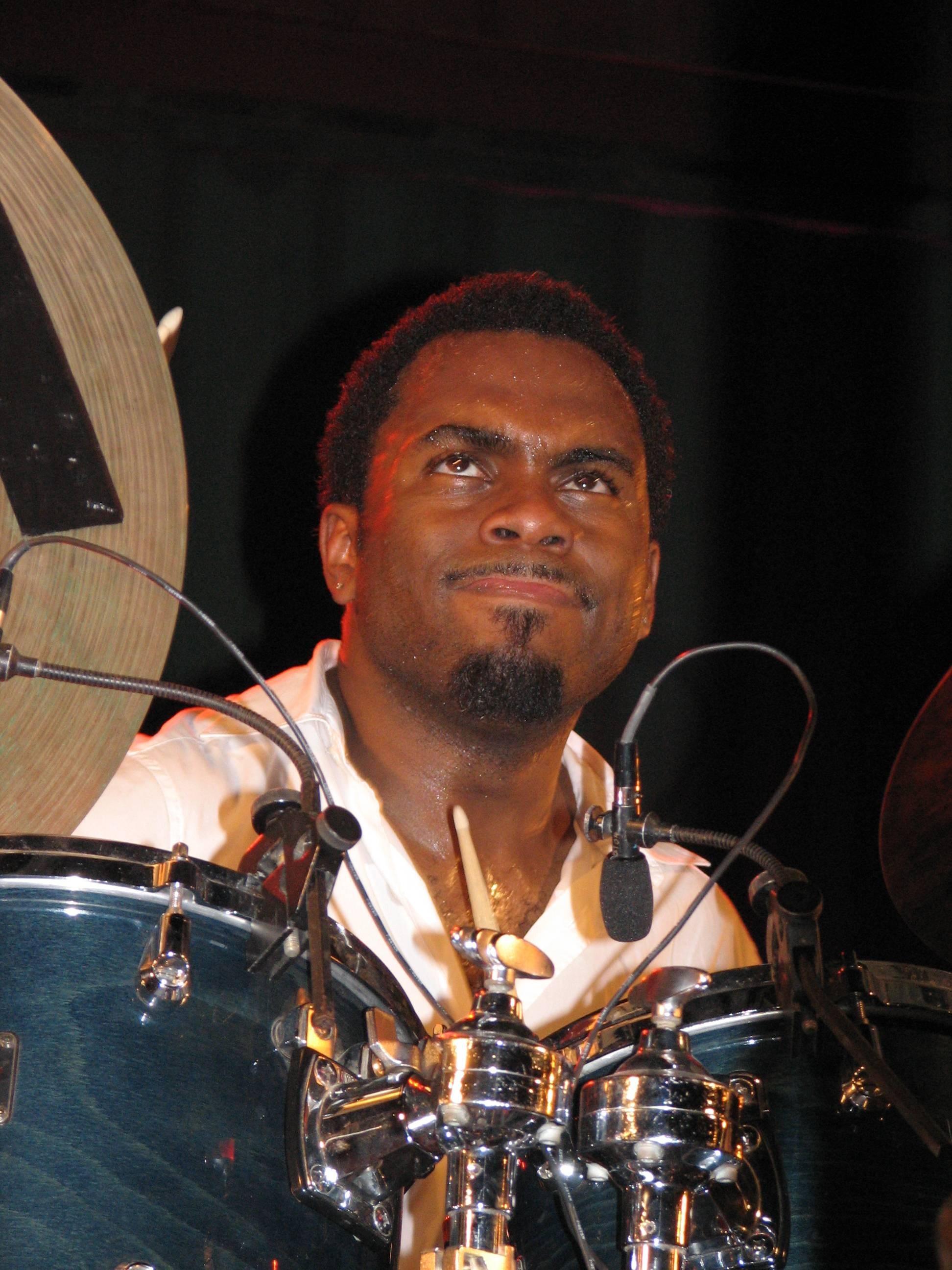 2007-08-29 Nate Smith (Underground) 1 , Red Sea Jazz Festival, Eilat, Israel
