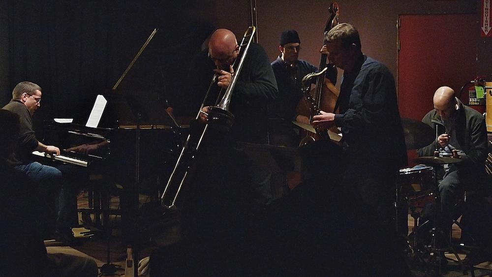 Pandelis Karayorgis Quintet