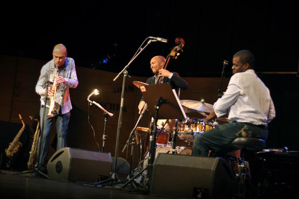 Winter Jazz 2012: Joshua Redman Trio