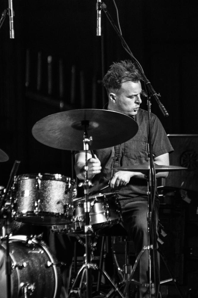 Jochen Rueckert at Xerox Rochester International Jazz Festival 2017