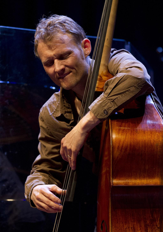 Chris Wood (Medeski, Martin & Wood - Unplugged in Amsterdam)