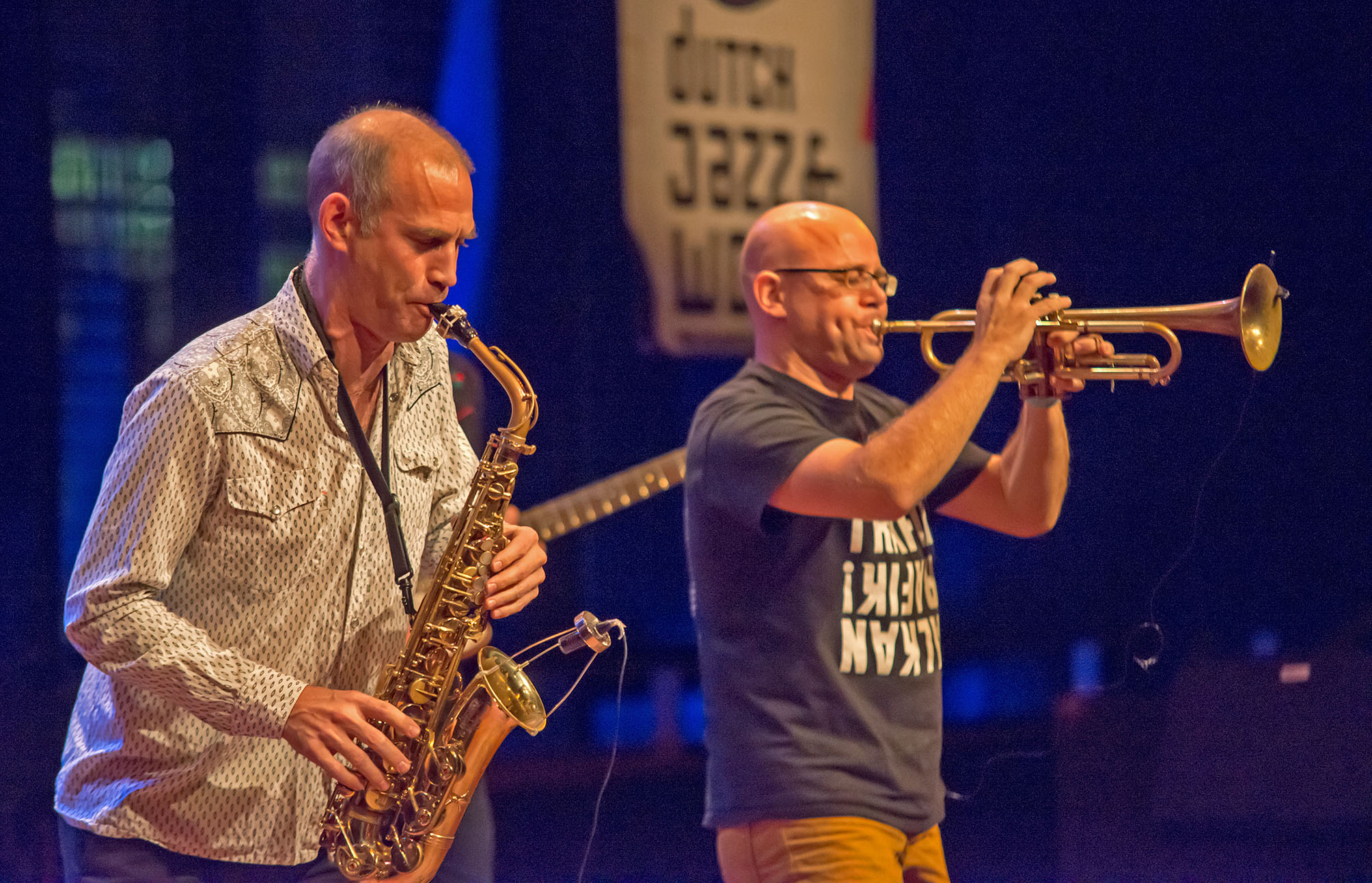 Spinefex Quintet at Dutch Jazz & World Meeting 2012