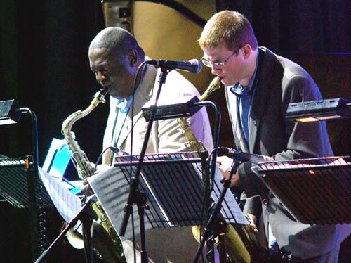 Eric Alexander : Jesse Davis 25585 Images of Jazz