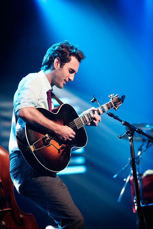 Julian Lage at Montreux Jazz 2010