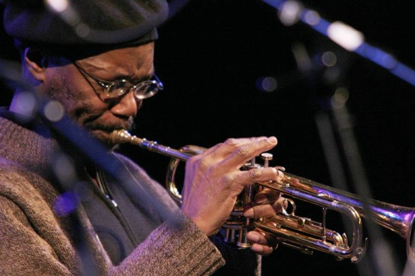 """Charles Tolliver with the """"Andrew Hill Quintet"""" at the Amr Jazz Festival, Alhambra, Geneva, Switzerland, April 2006"""