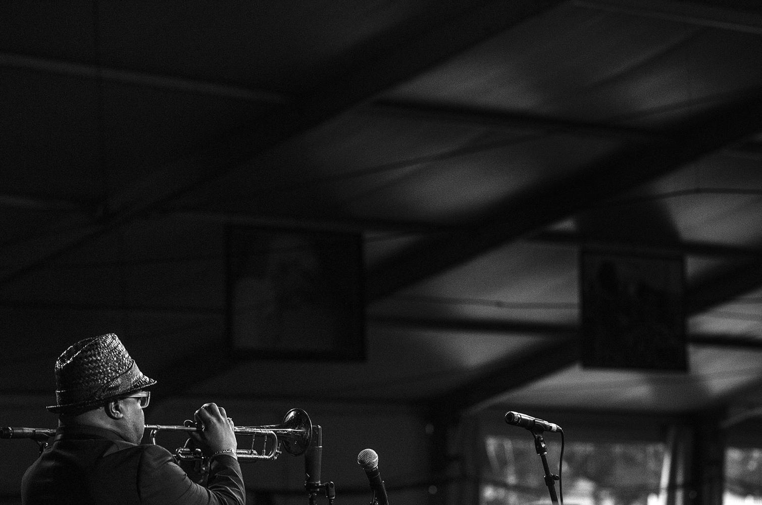 Nicholas Payton at Jazz Fest