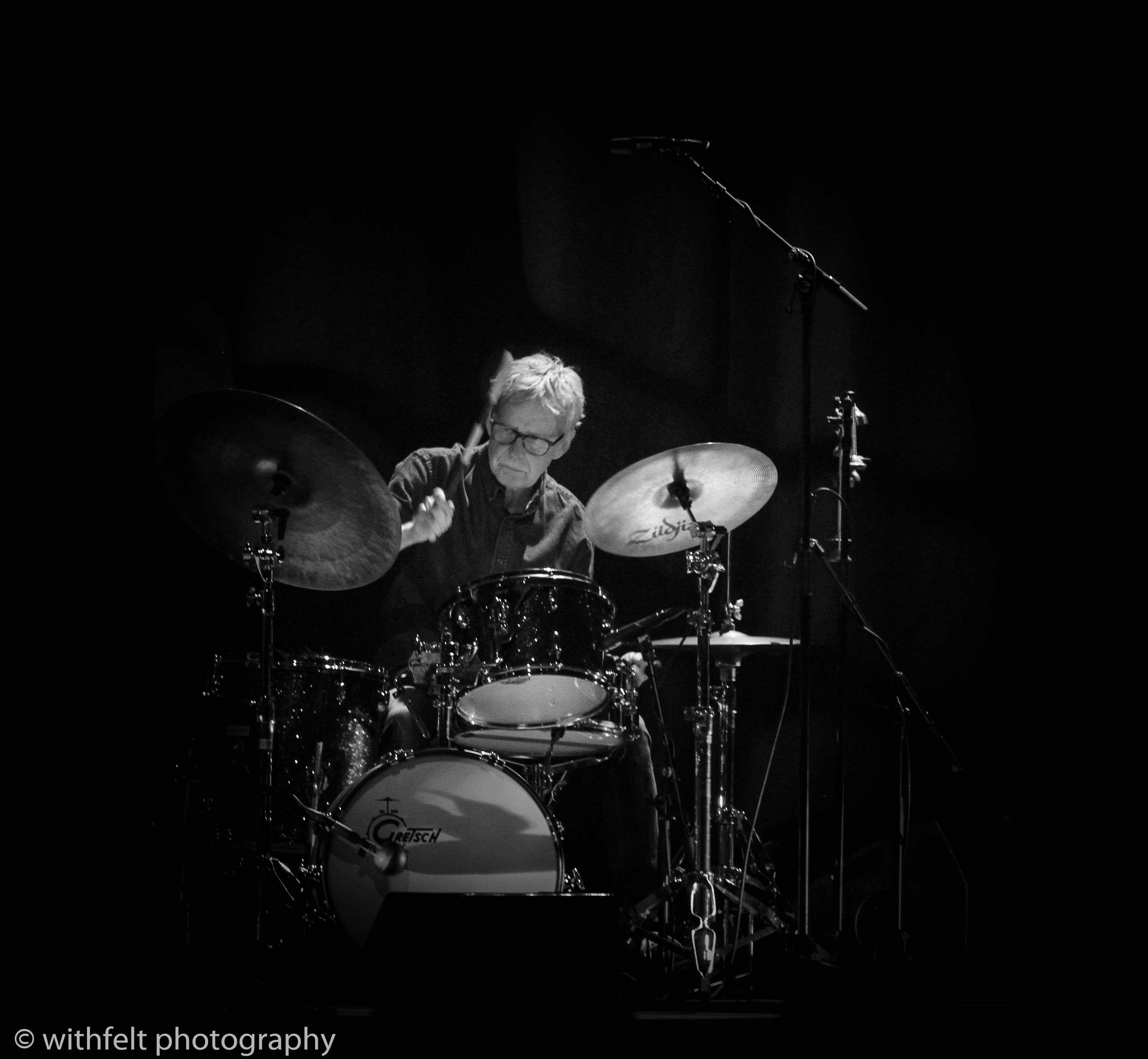 Jon Christensen at Copenhagen Jazz Festival 2018