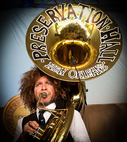 Preservation Hall Band with Ben Jaffe