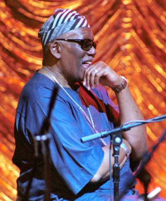 Randy Weston, Brecon. Images of Jazz