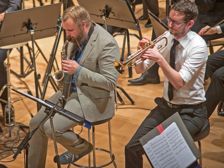 Iro Haarla Quintet with Norrlandsoperans Symfoniorkester, 2012