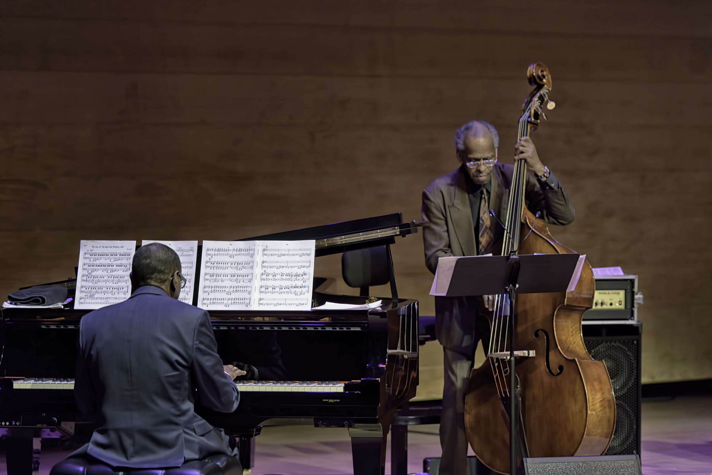George Cables and Cecil McBee With The Cookers At The Musical Instrument Museum (MIM) In Phoenix