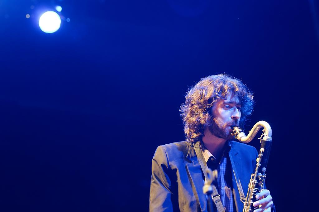 Oran Etkin - Jazzahead 2012