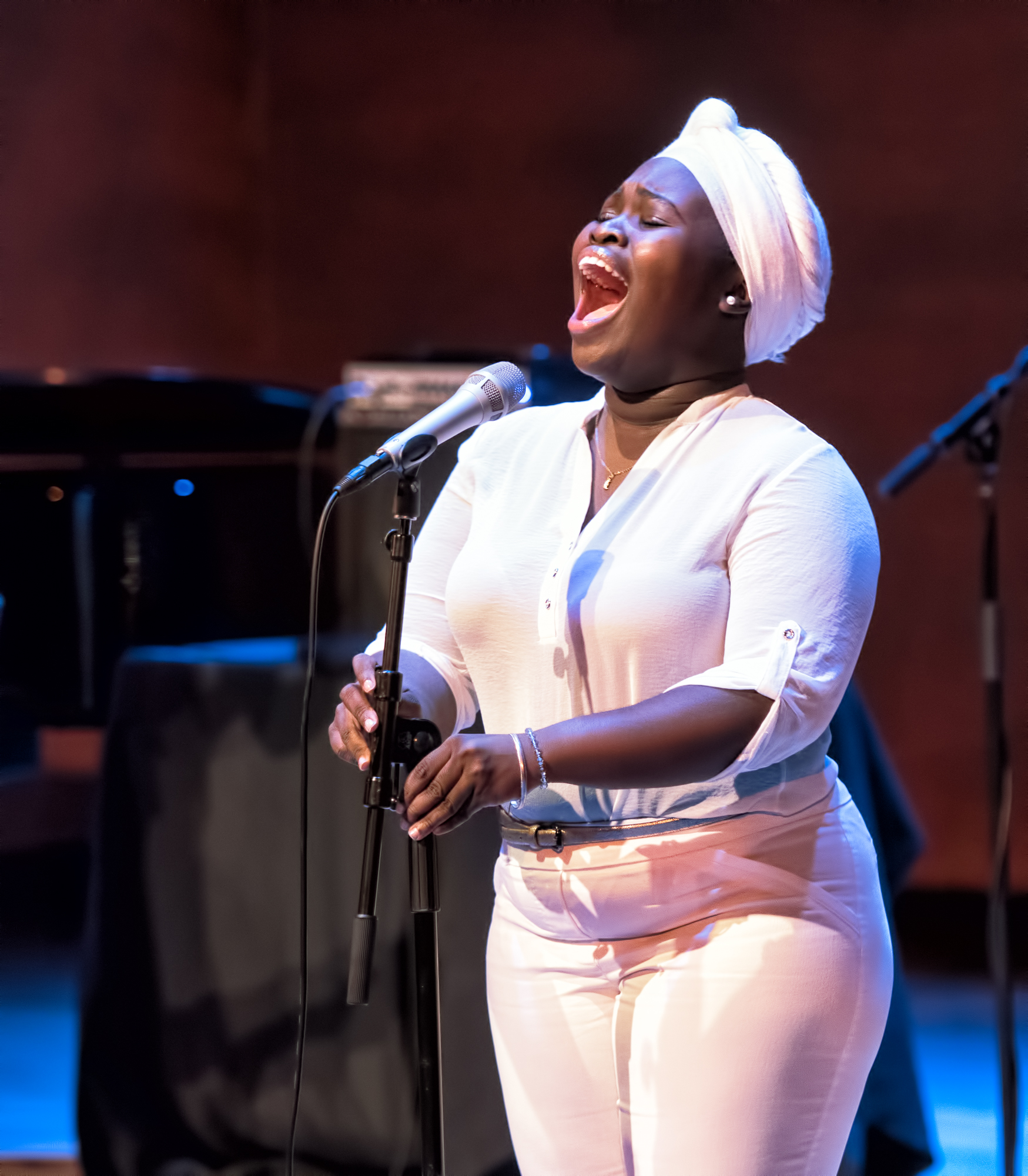 Dayme Arocena With Jane Bunnett And Macqueque At The Musical Instrument Museum (mim) In Phoenix