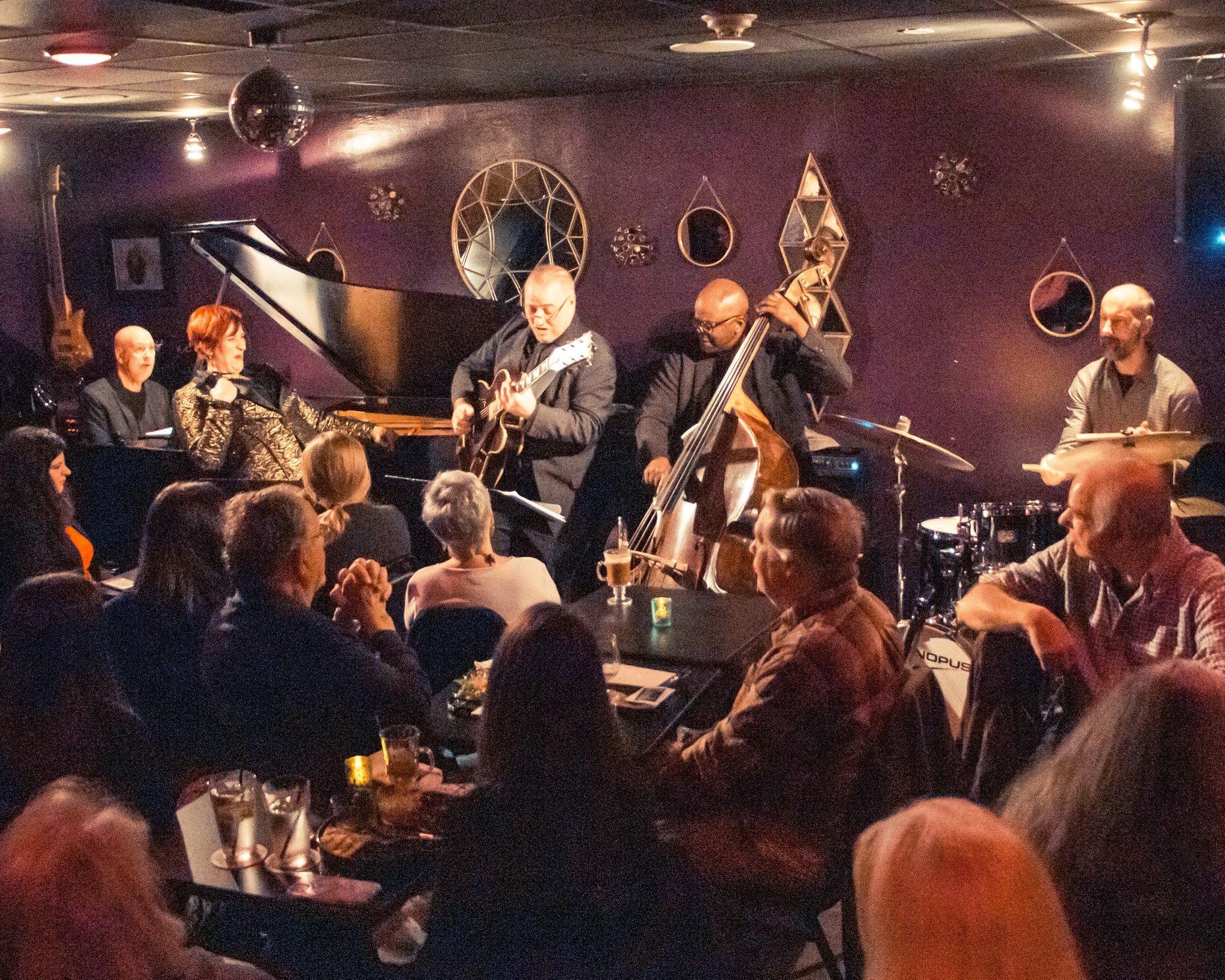 Live at Maureen's Jazz Cellar
