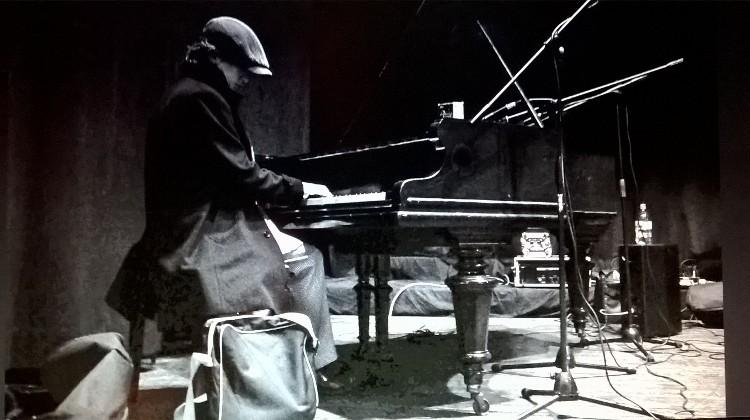Boris Netsvetaev, soundcheck in Mehldorf