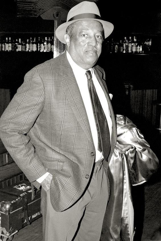 Ray Brown (2). Barcelona, 1993