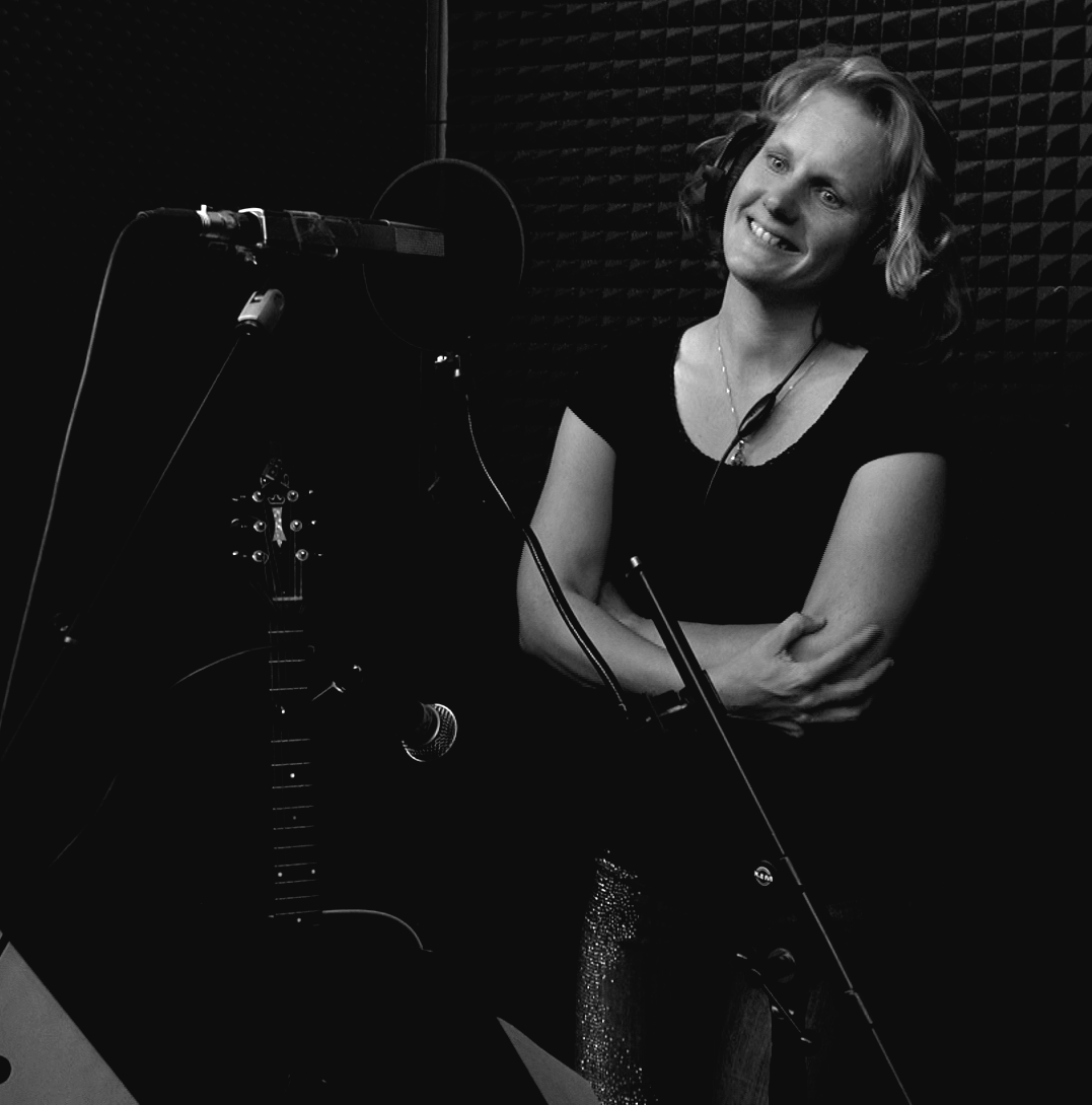 Claudia Vorbach 2017 Recording Session