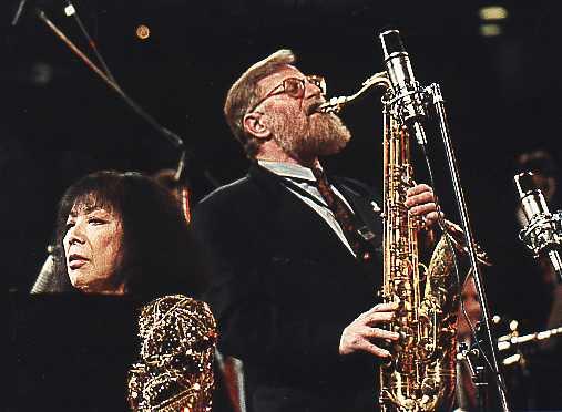 Lew Tabackin + Toshiko Akiyoshi