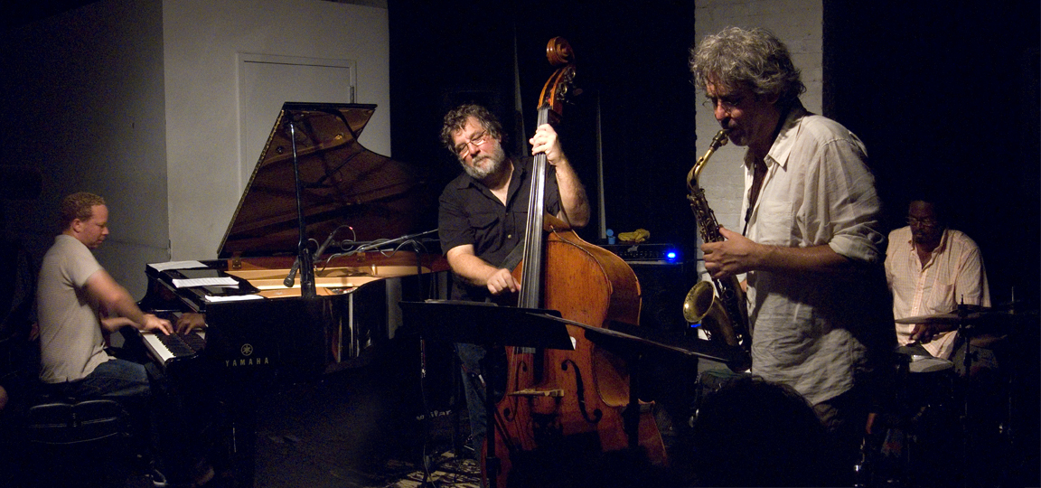 Ferment/Foment w/Michael Formanek, Tim Berne, Craig Taborn, and Gerald Cleaver - The Stone 2008