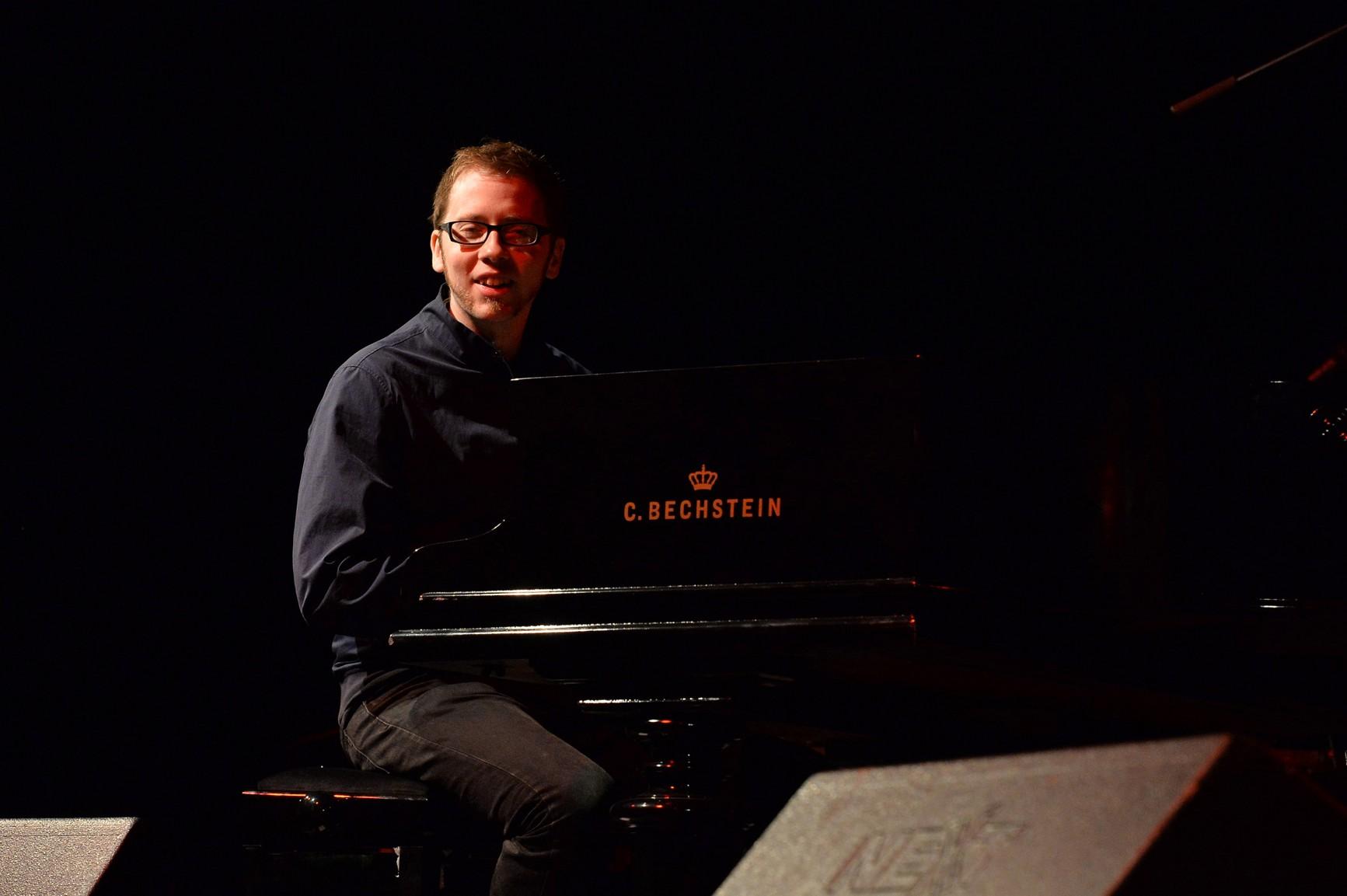 Chris Illingworth at Smida Jazz Festival 2017
