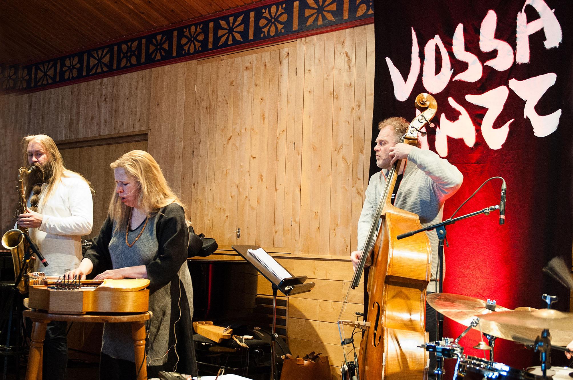 Sinikka Langeland Ensemble, 2013 Vossa Jazz Festival