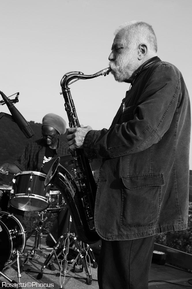 Hamid Drake-Peter Brotzman