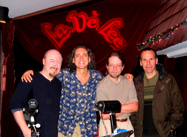 Brandon Fields, Peress, Jimmy Johnson, Russell Ferrante @ Lavelee - La