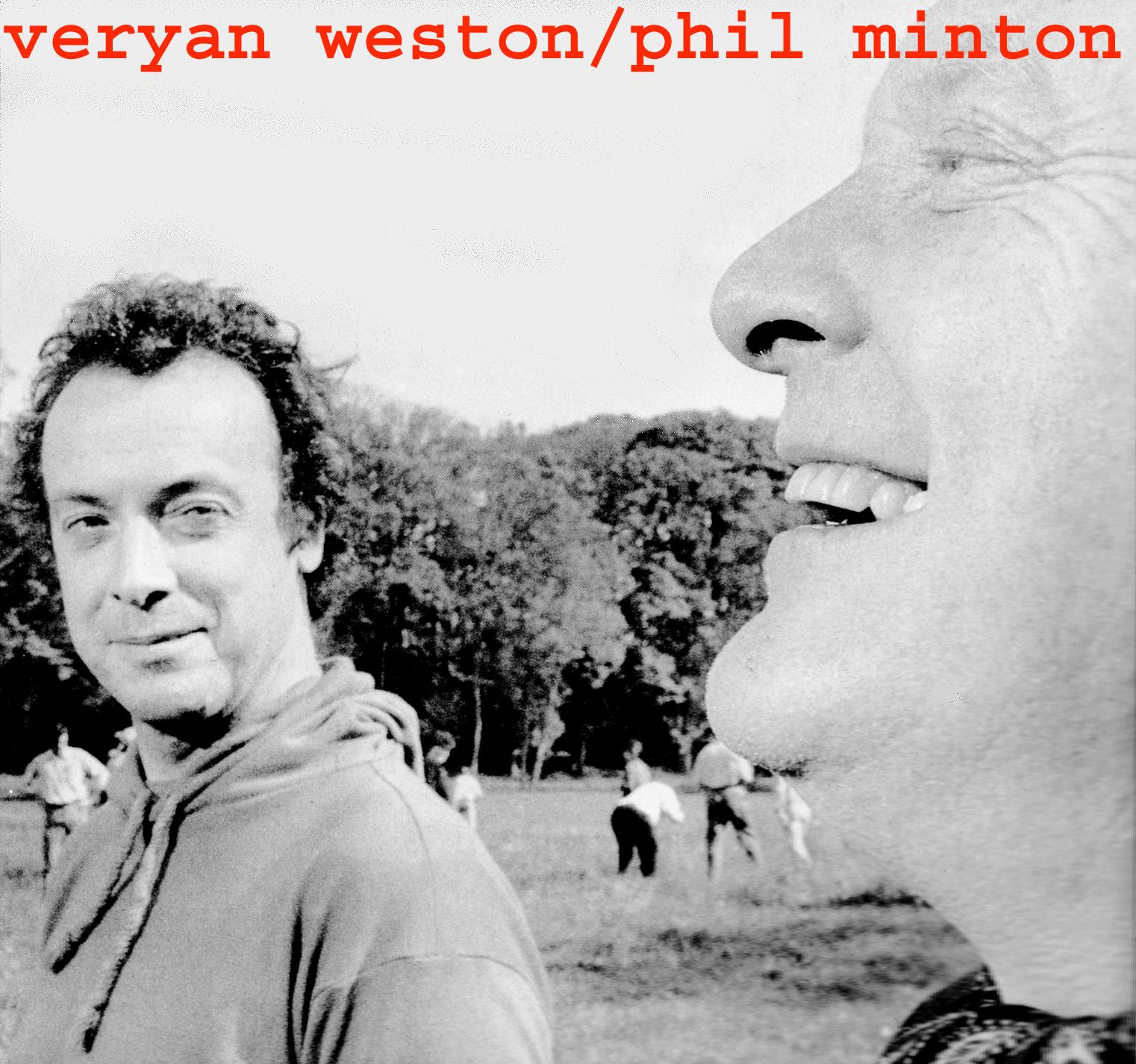 Veryan Weston and Phil Minton Duo