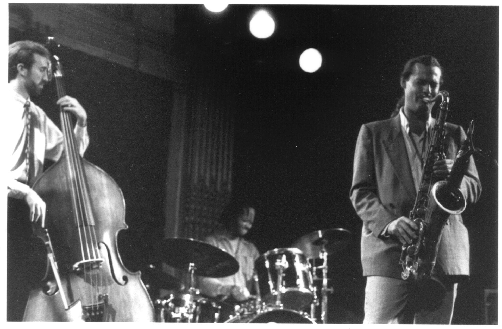 Dennis Mitcheltree Trio at the Five Spot