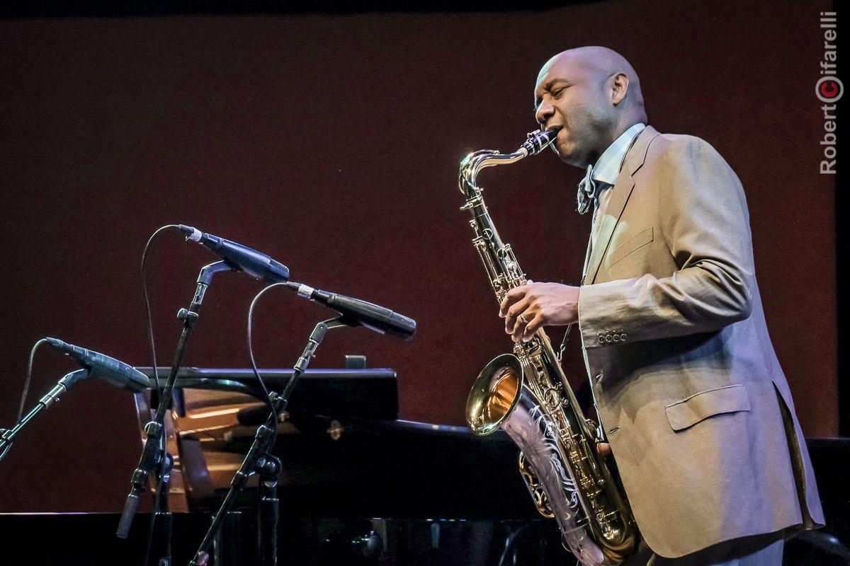 Branford Marsalis - 60th Monterey Jazz Festival, 2017