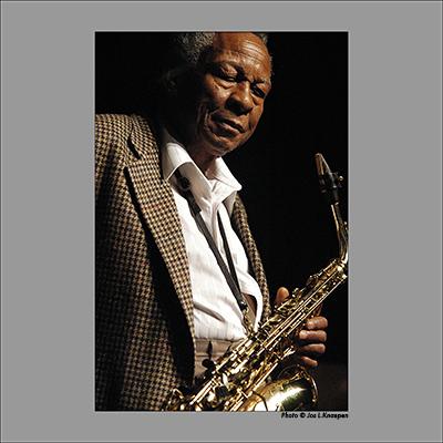 Frank Morgan, Hnita Jazz Club, March 2003