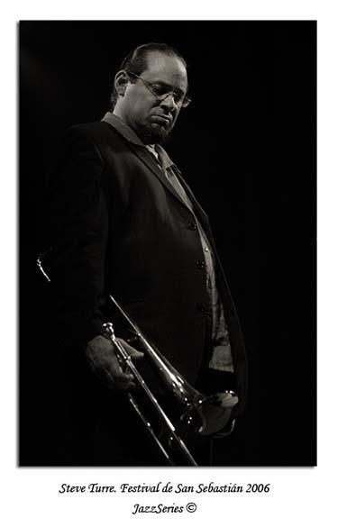Steve Turre. San Sebastian-2006