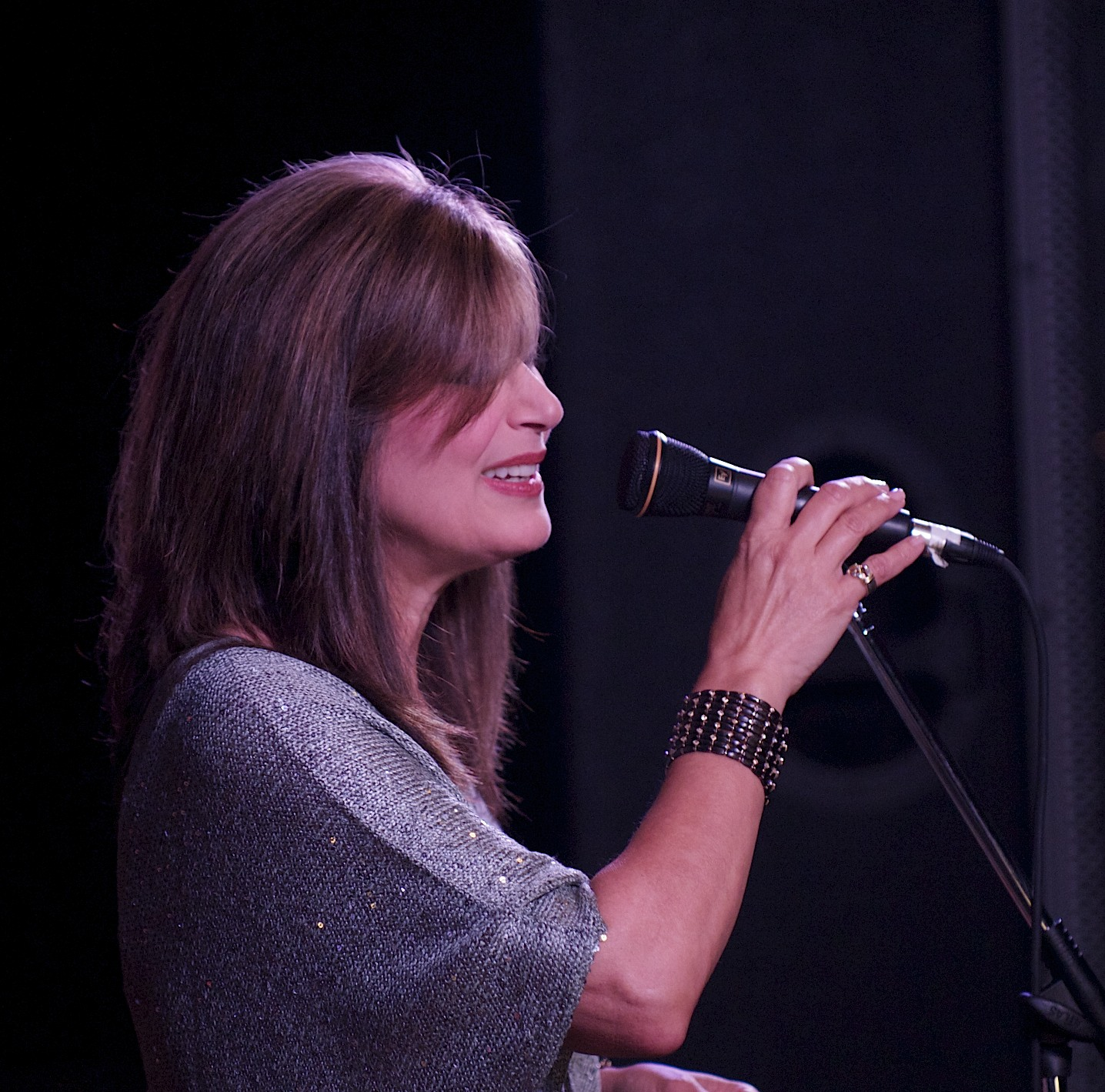 Denise Donatelli & Trio at the Attucks Theater