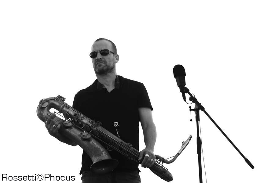Summit Quartet - Mats Gustafsson