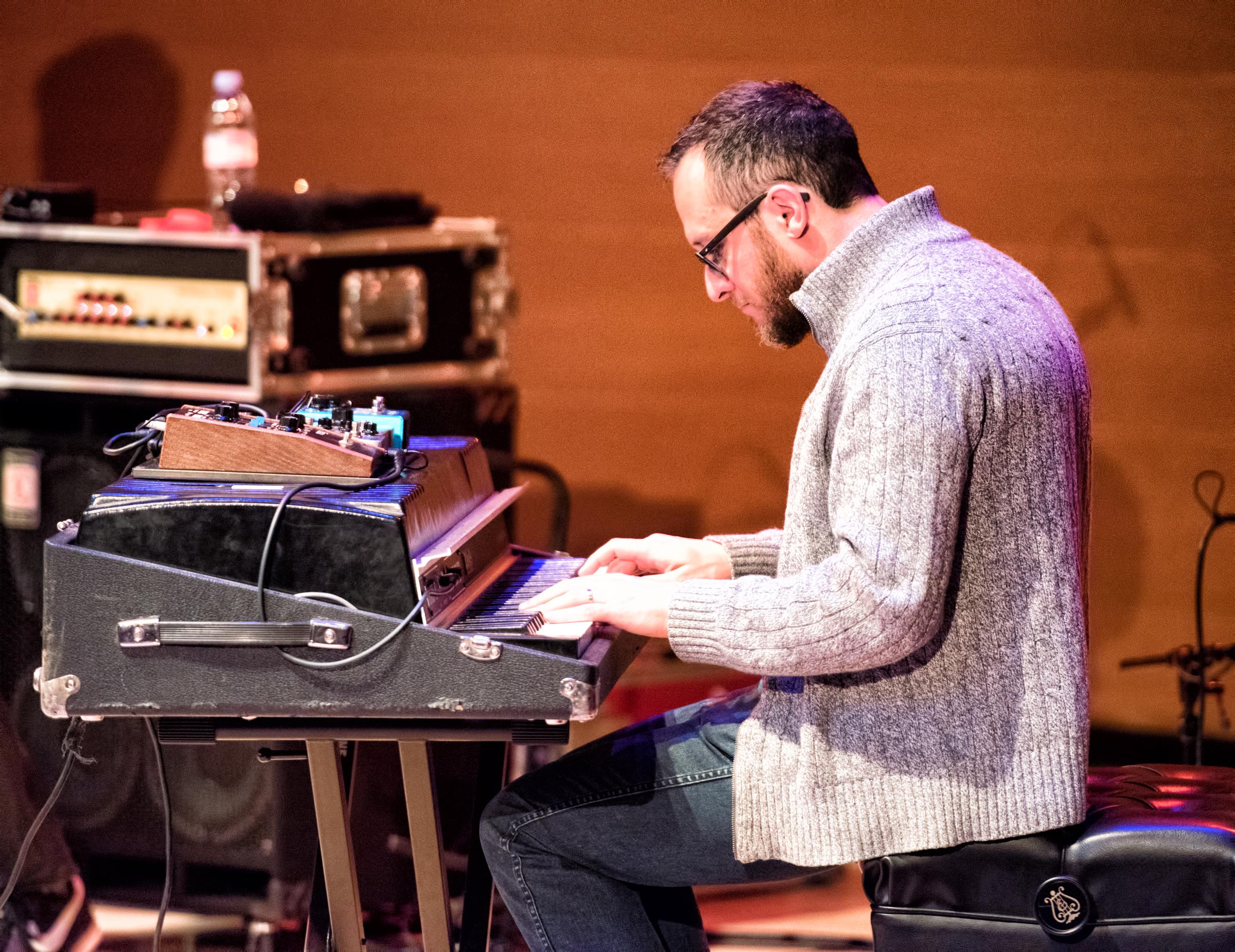 Adam Benjamin With Kneebody At The Musical Instruments Museum (mim) In Phoenix