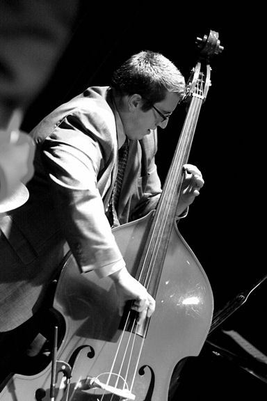 Nate Parker, bass