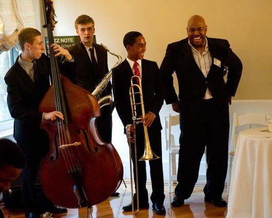 Christian McBride with Jazz House Kids, Newark, N.J., 4/16/12