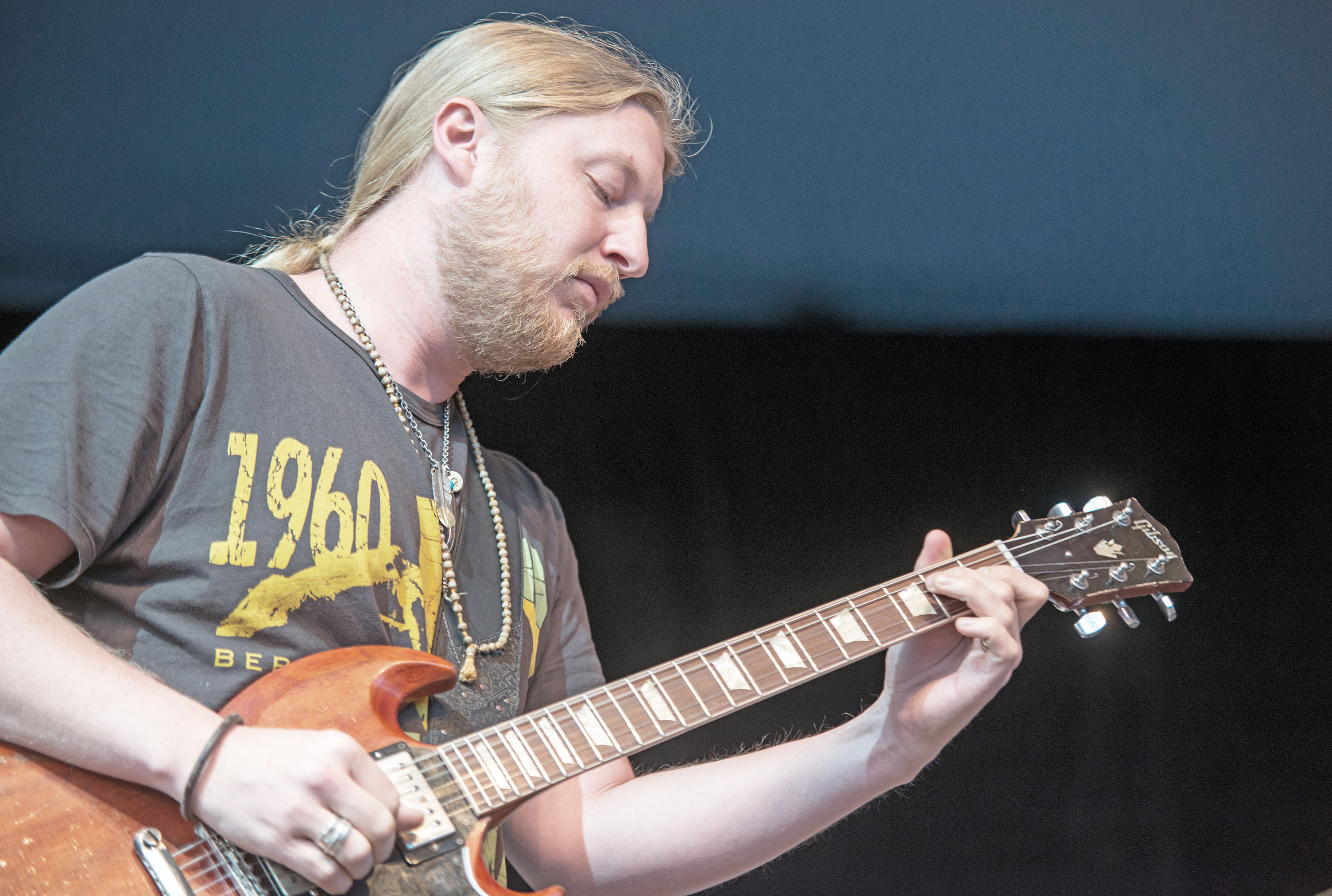 Tedeschi Trucks Band at the 2014 td Ottawa Jazz Festival