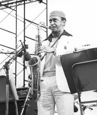 George Adams 0211036 Images of Jazz