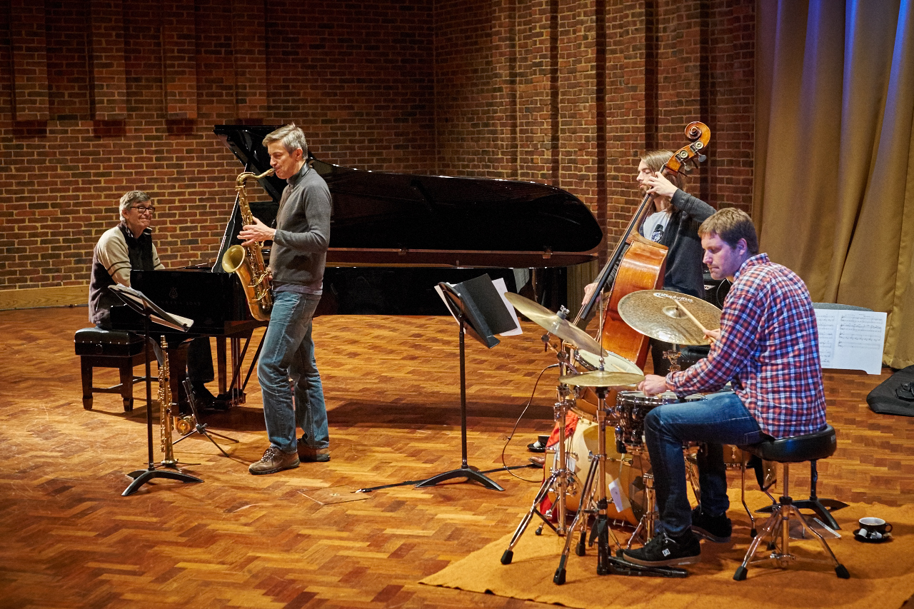 Darius Brubeck Quartet