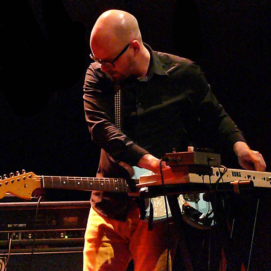 Chris Sharkey at Jazz Em Agosto Lisbon
