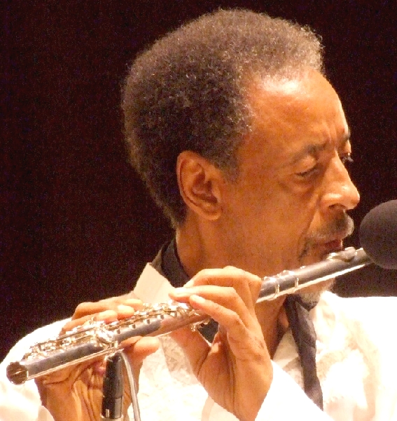 Henry Threadgill Leading Zooid at 2010 Chicago Jazz Festival