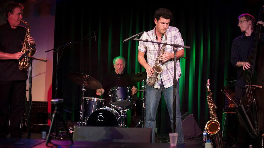 Abbey Rader West Coast Quartet