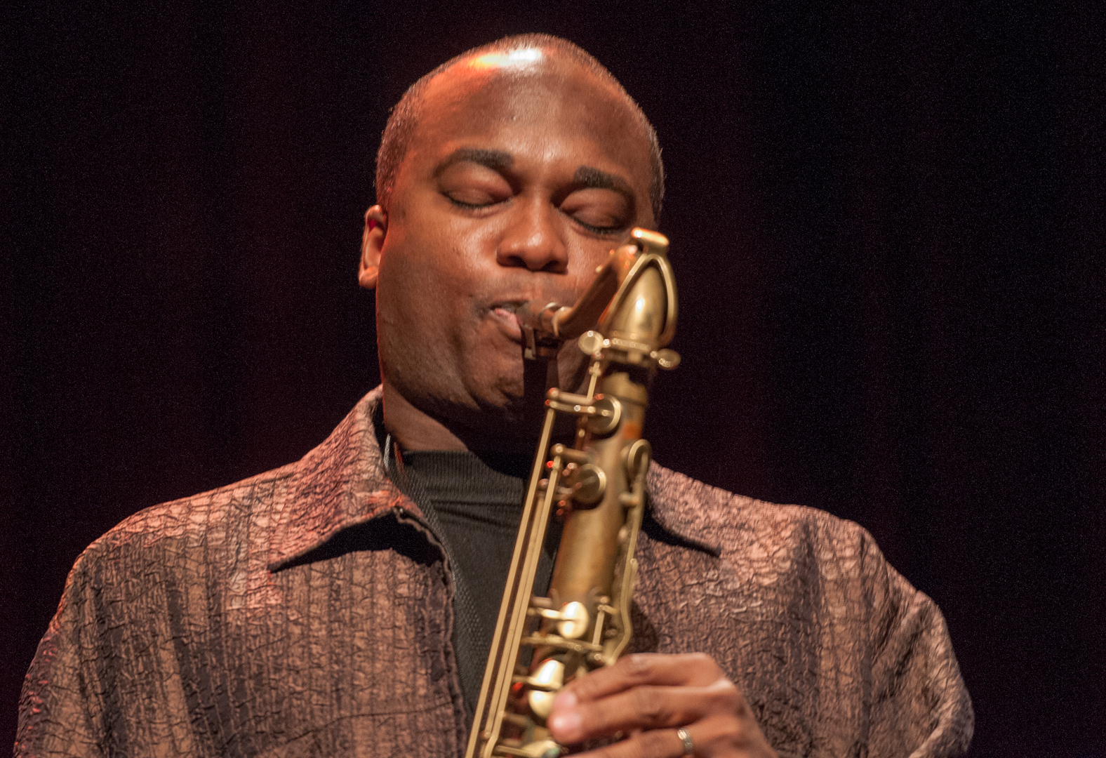 James Carter and Organ Trio at the Montreal International Jazz Festival