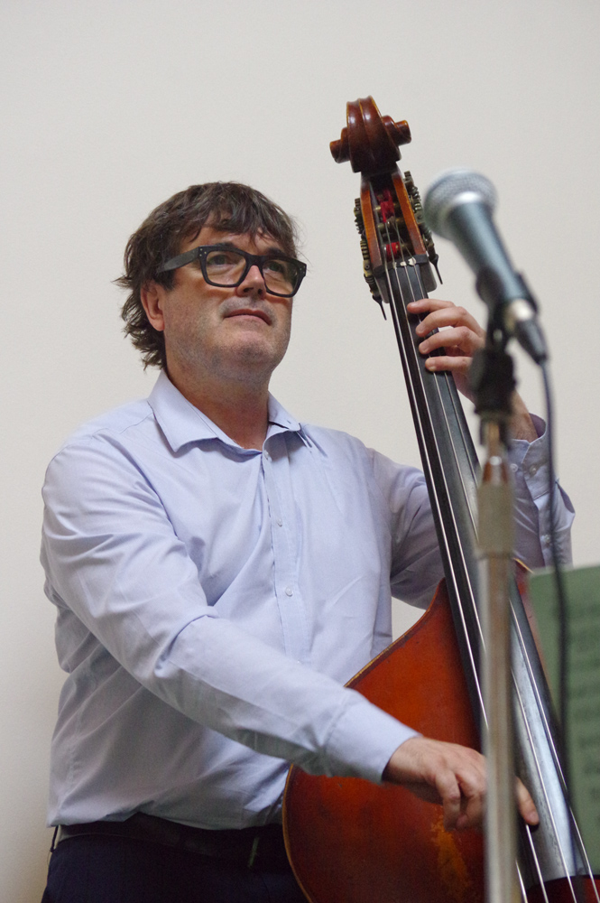 Julian Marc Stringle Quartet
