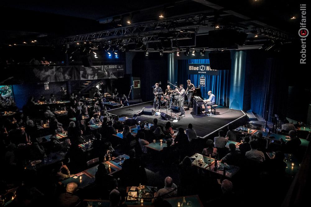 Kneebody, Bluenote, Milan, Jazzmi festival