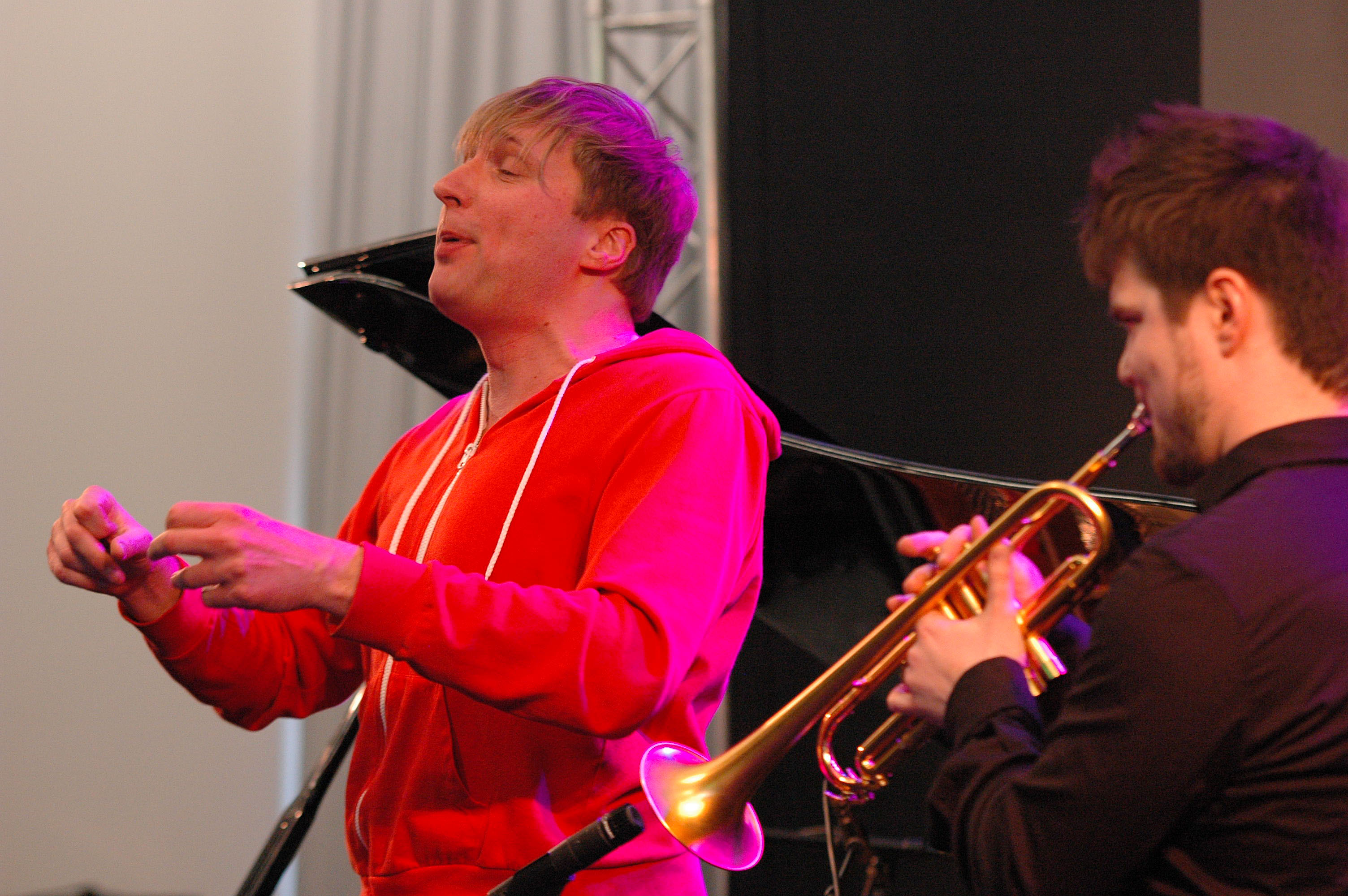 Jens Thomas Speed of Grace, Jazzahead! 2012