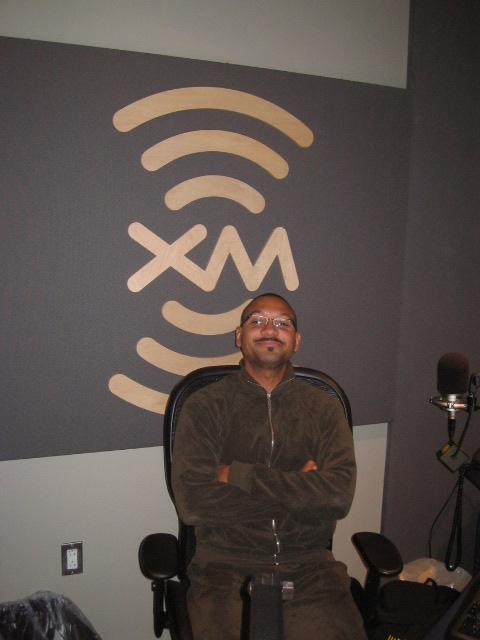 Delfeayo Marsalis at XM Satellite Radio NYC