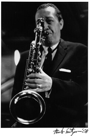 Lester Young: 1958